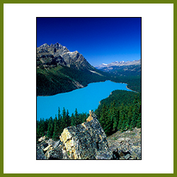 Peyto Lake, Banff National Park, AB