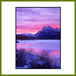 Third Vermilion Lake, Banff National Park, AB
